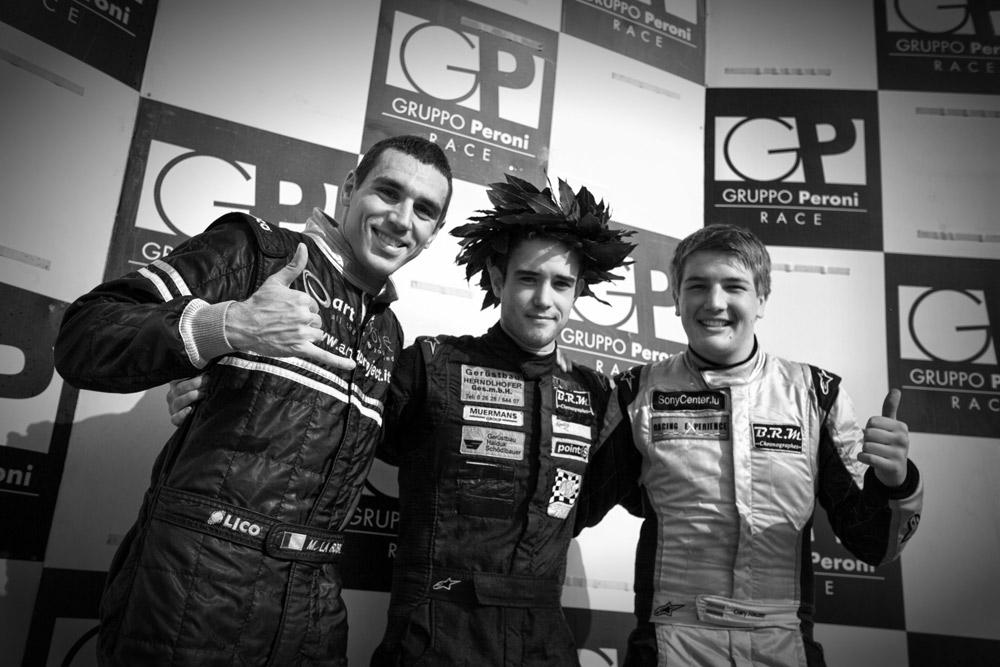 BOSS GP FORMULA CHAMPION 2012